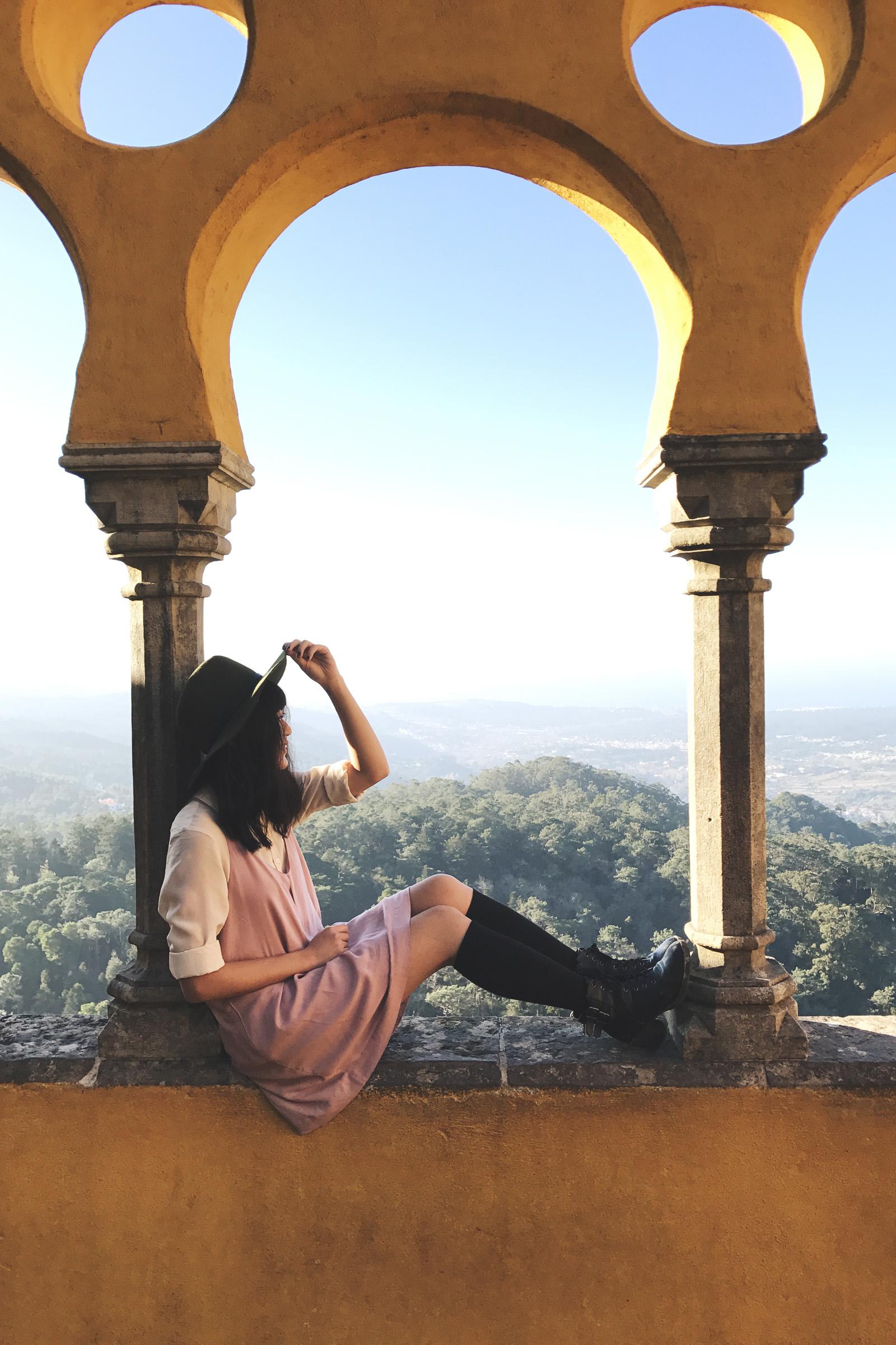 & Away We Went | #Travel Blog Wanderlust | Sintra, Portugal | Pena Palace