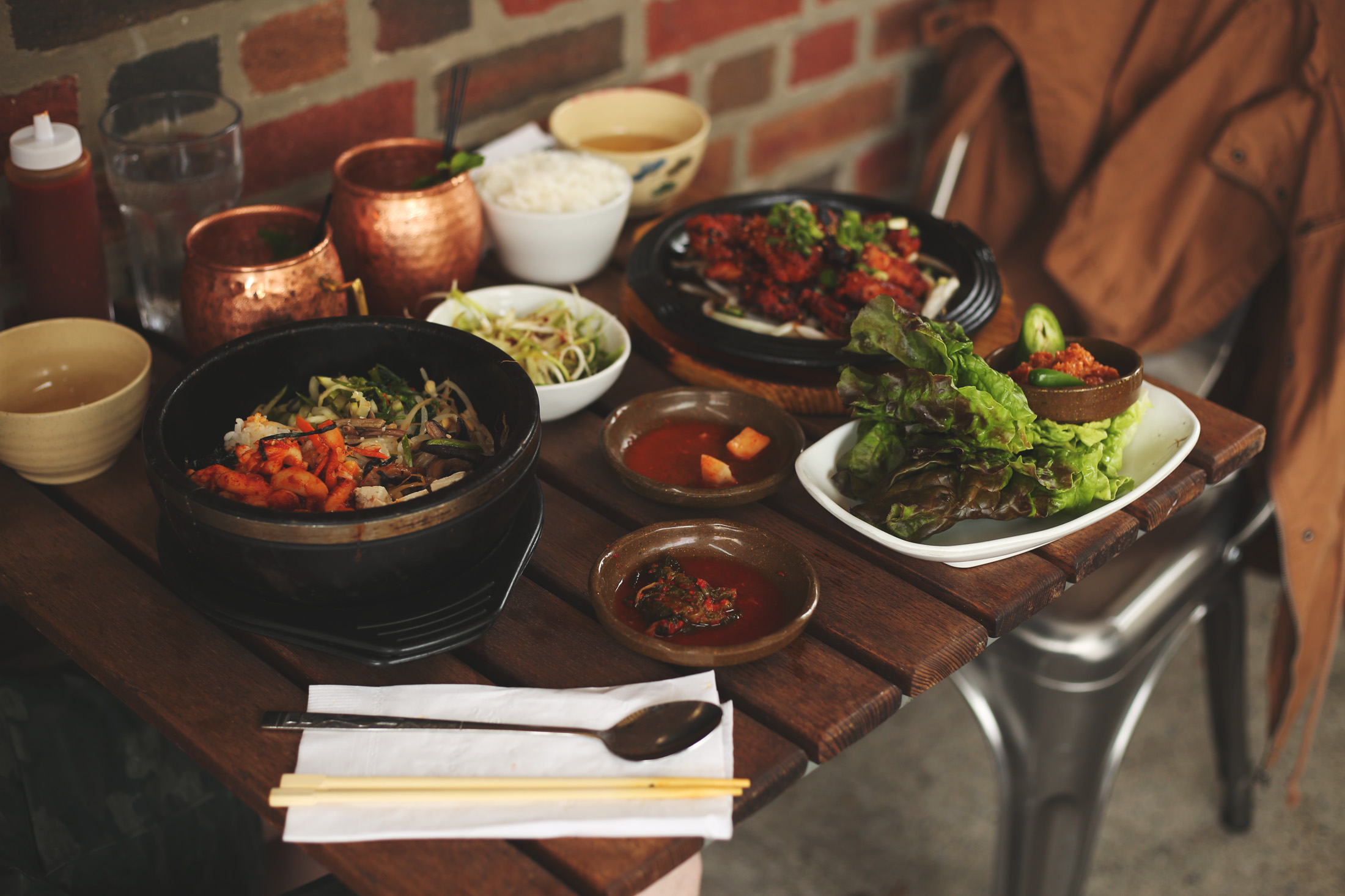 Where to Eat in Astoria | Korean Mokja | Brunch, Lunch | & Away We Went