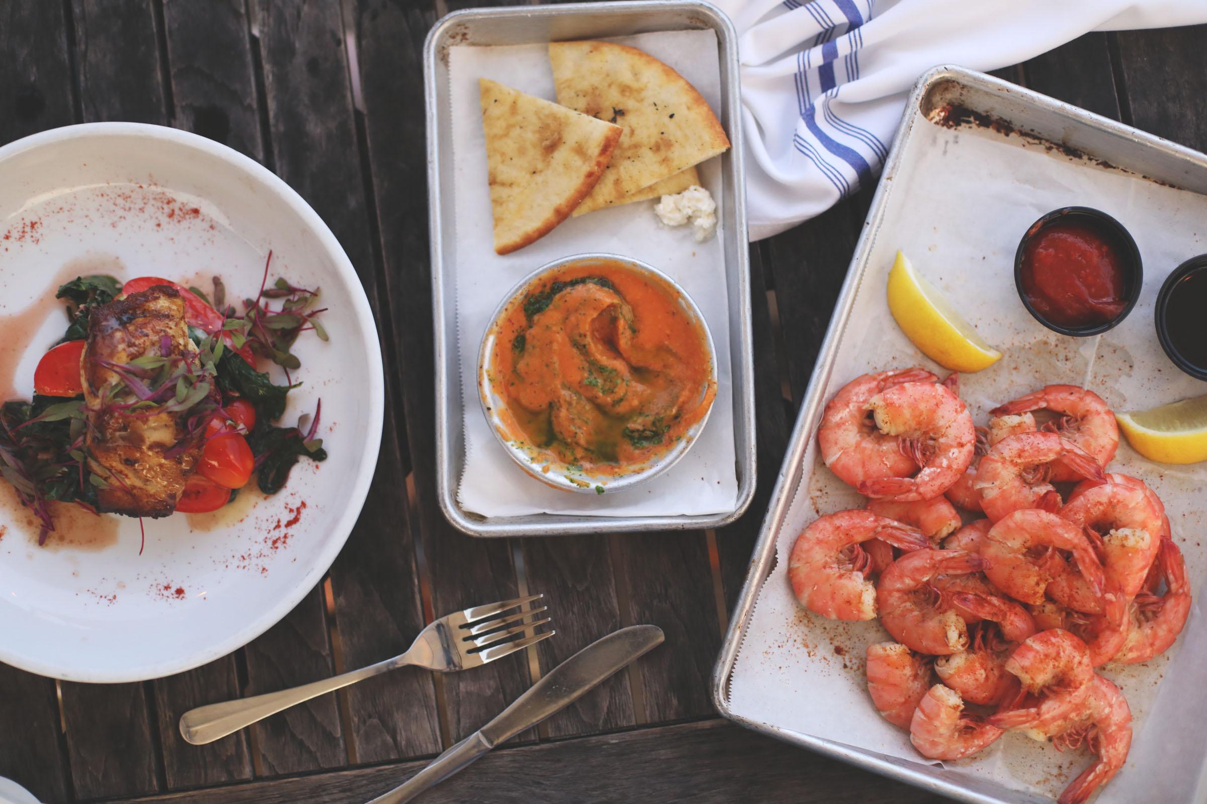 Where to Eat in Savannah Georgia | The Wyld Seafood