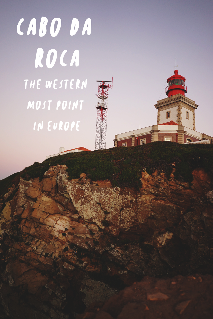 Cabo Da Roca | The Western Most Point in Europe | Explore Portugal | #Travel #Wanderlust | Lighthouse