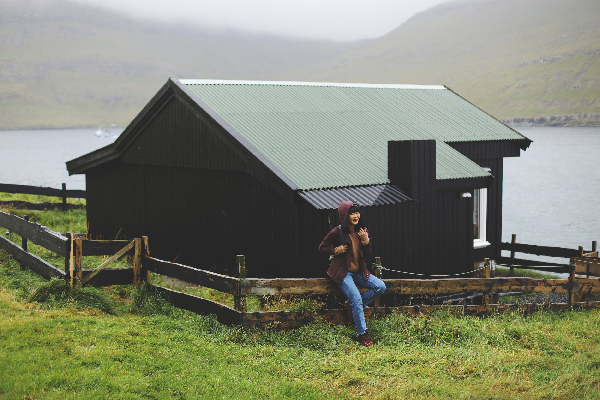 The Faroes Islands | Lodging | Where to Stay | Airbnb Cottage | #Travel #Wanderlust