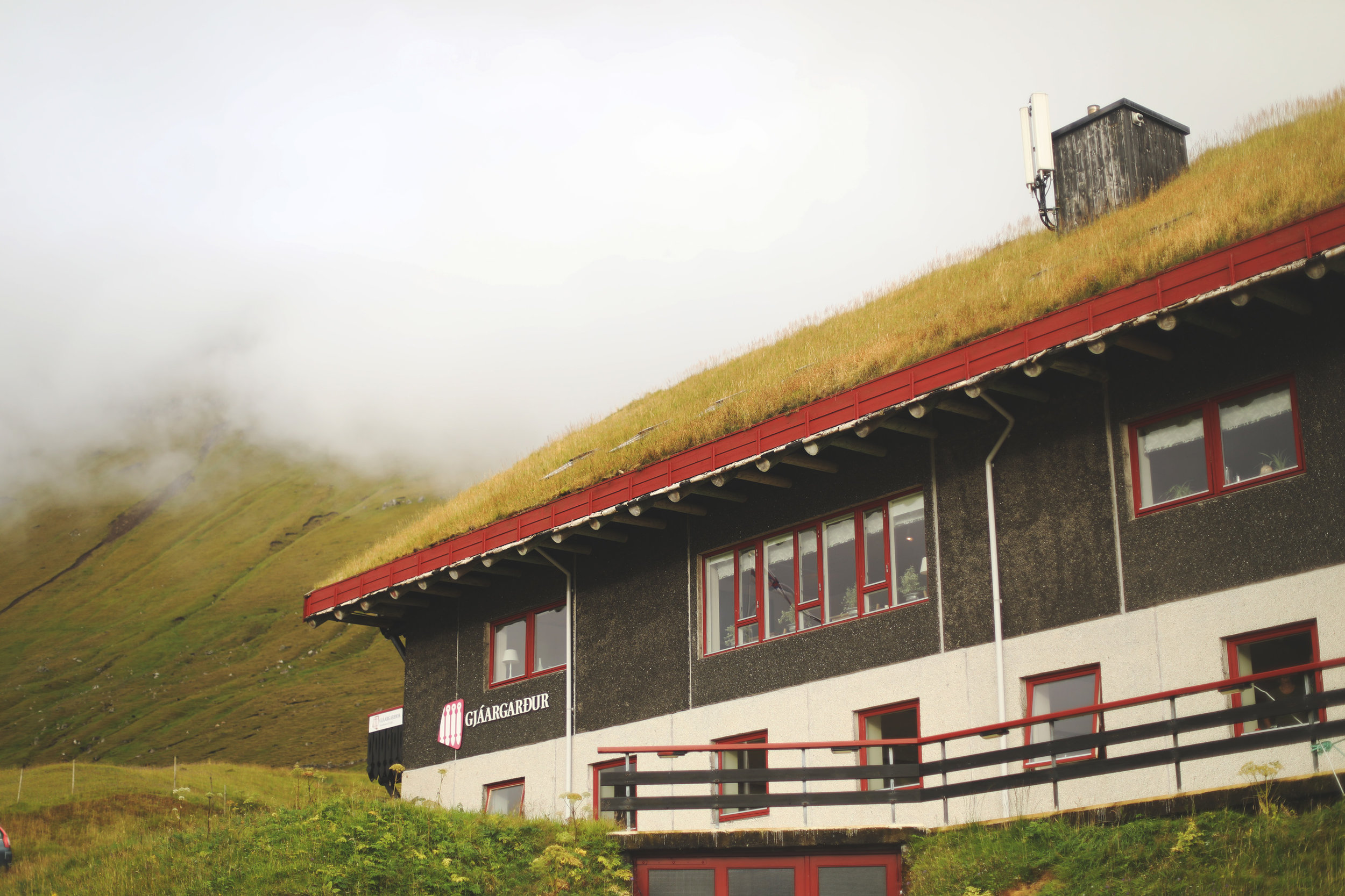 The Faroes Islands | Lodging | Where to Stay | Gjáargarður Guesthouse | #Travel #Wanderlust