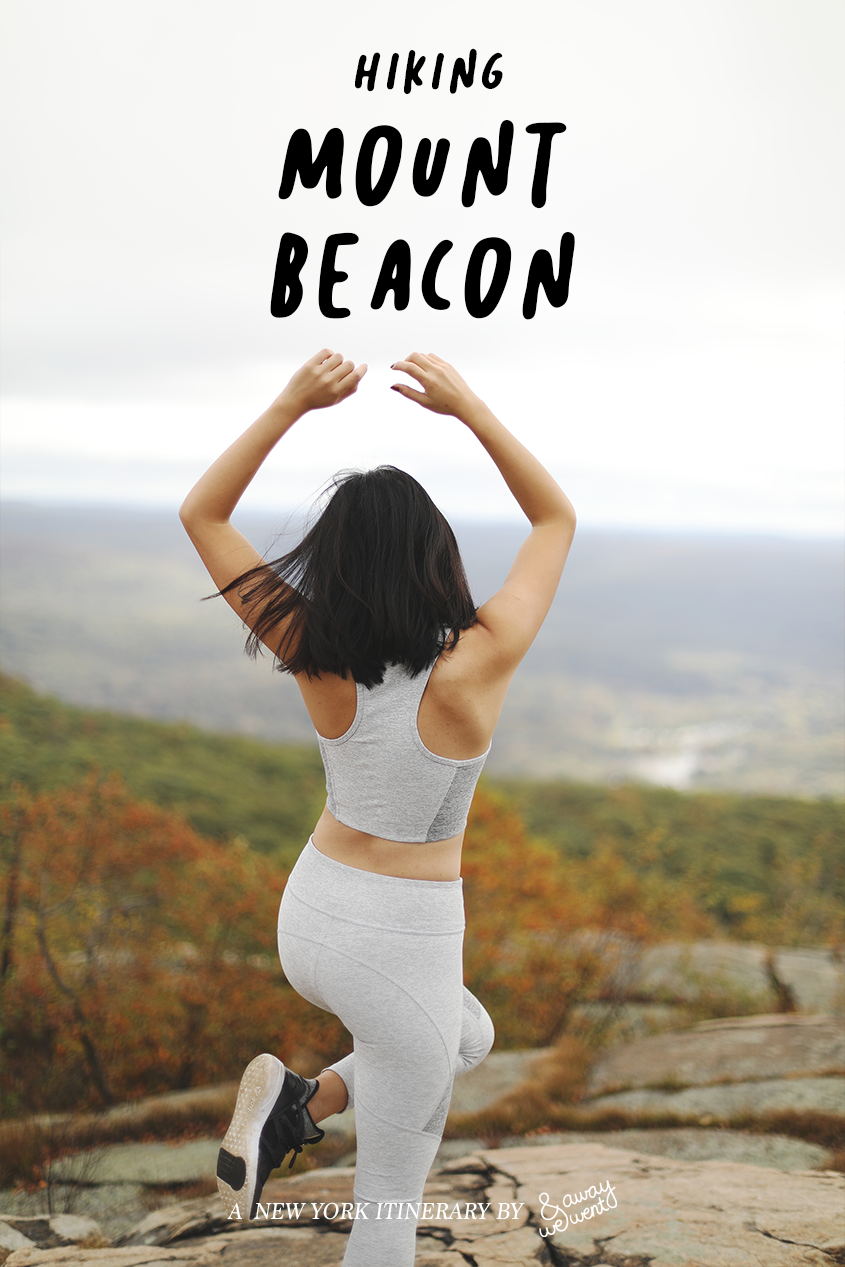 Hiking Mount Beacon | & Away We Went #Travel Blog | Weekend Getaway from #NYC New York