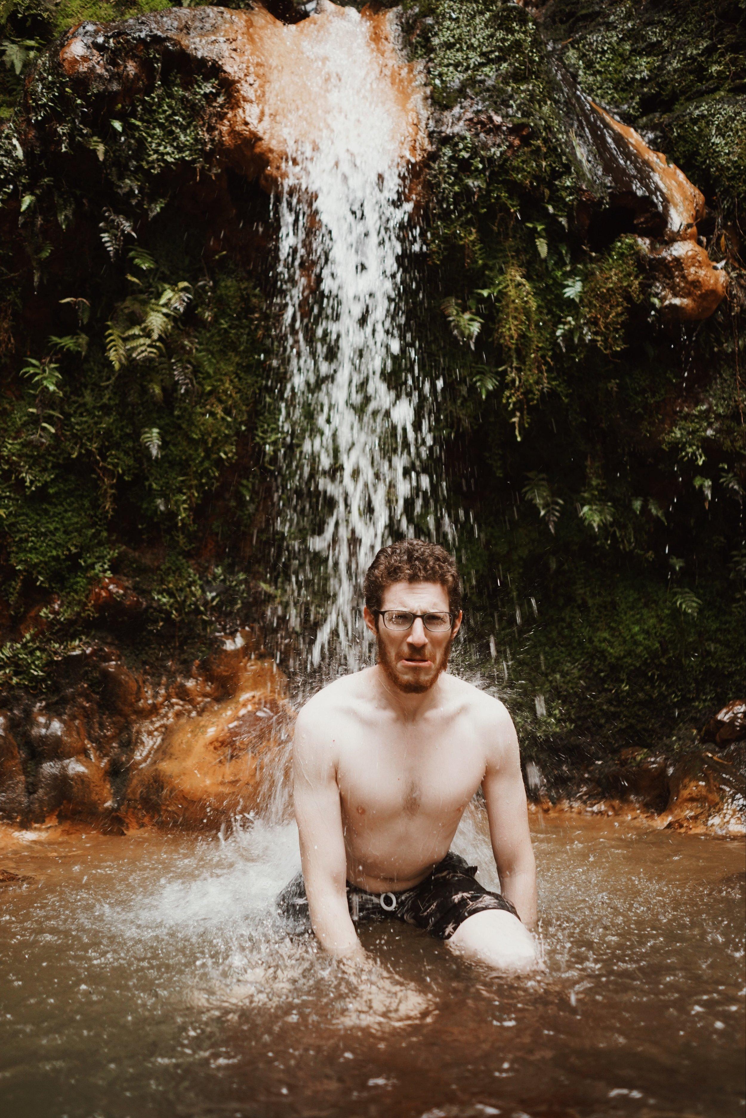 Caldeira Velha Hot Springs   What to do in the Azores   Ponta Delgada   #Travel Blog Wanderlust