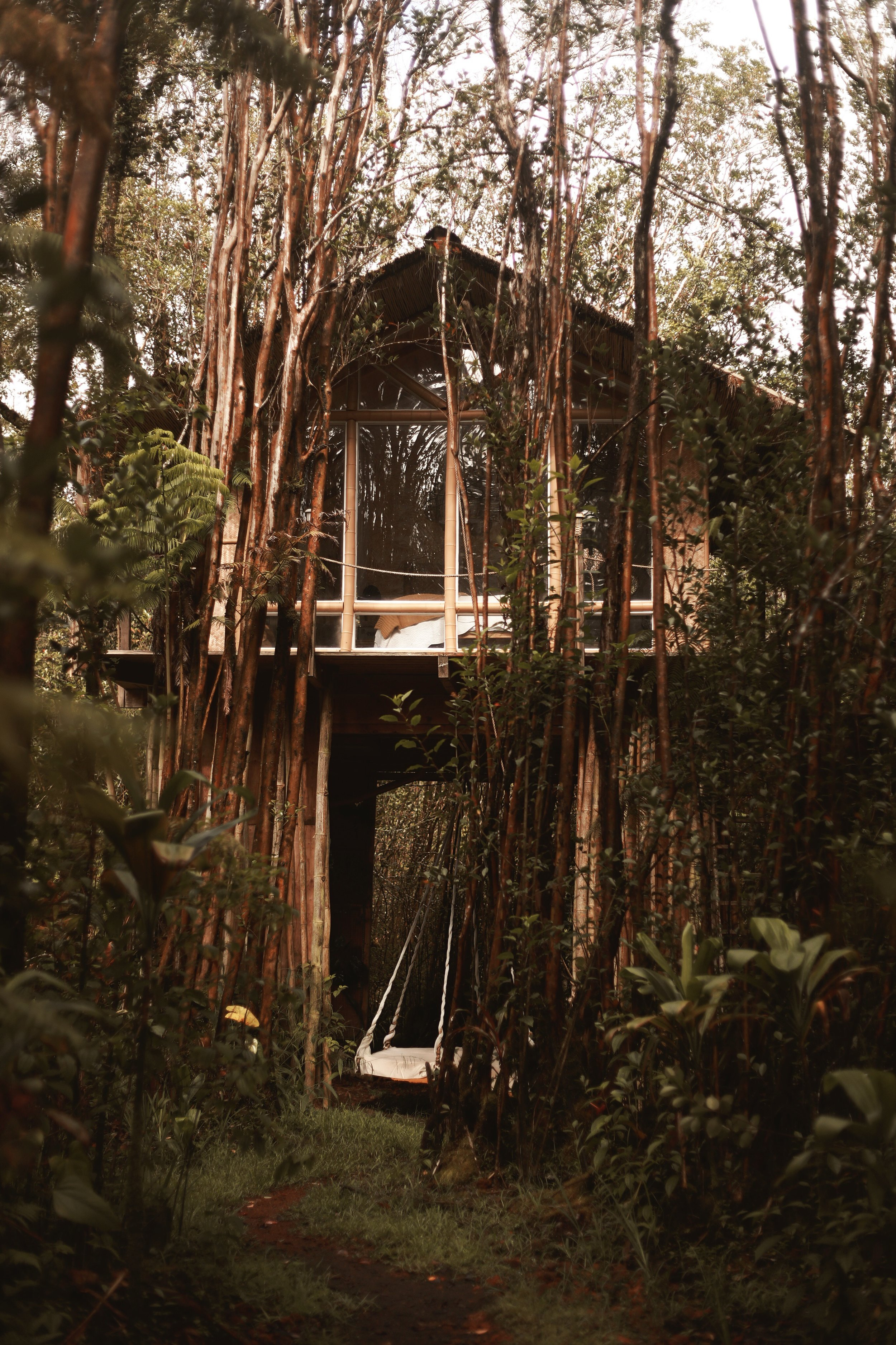 The Big Island, Hawaii | Off-the-Grid Airbnb Adventures | Treehouse | Where to Stay