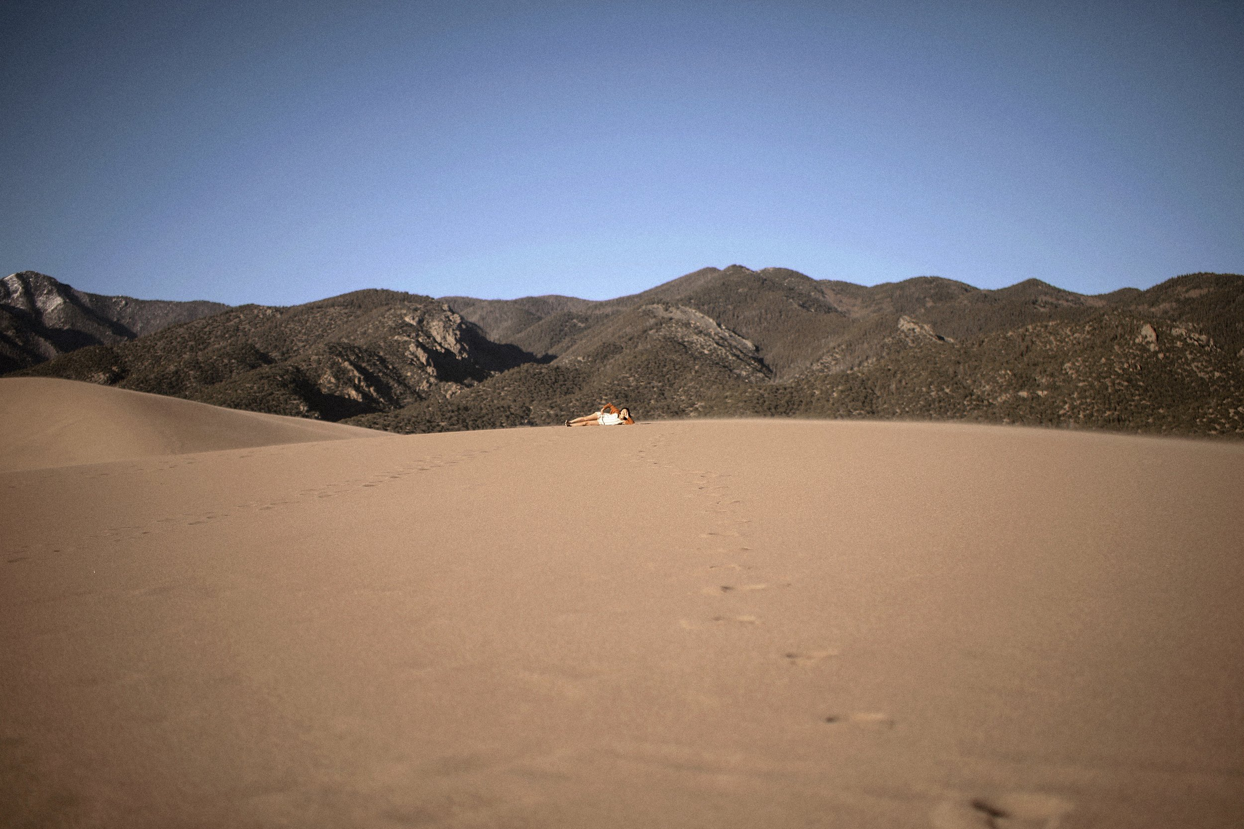 Great Sand Dunes | Colorado Road Trip | And Away We Went Travel Blog