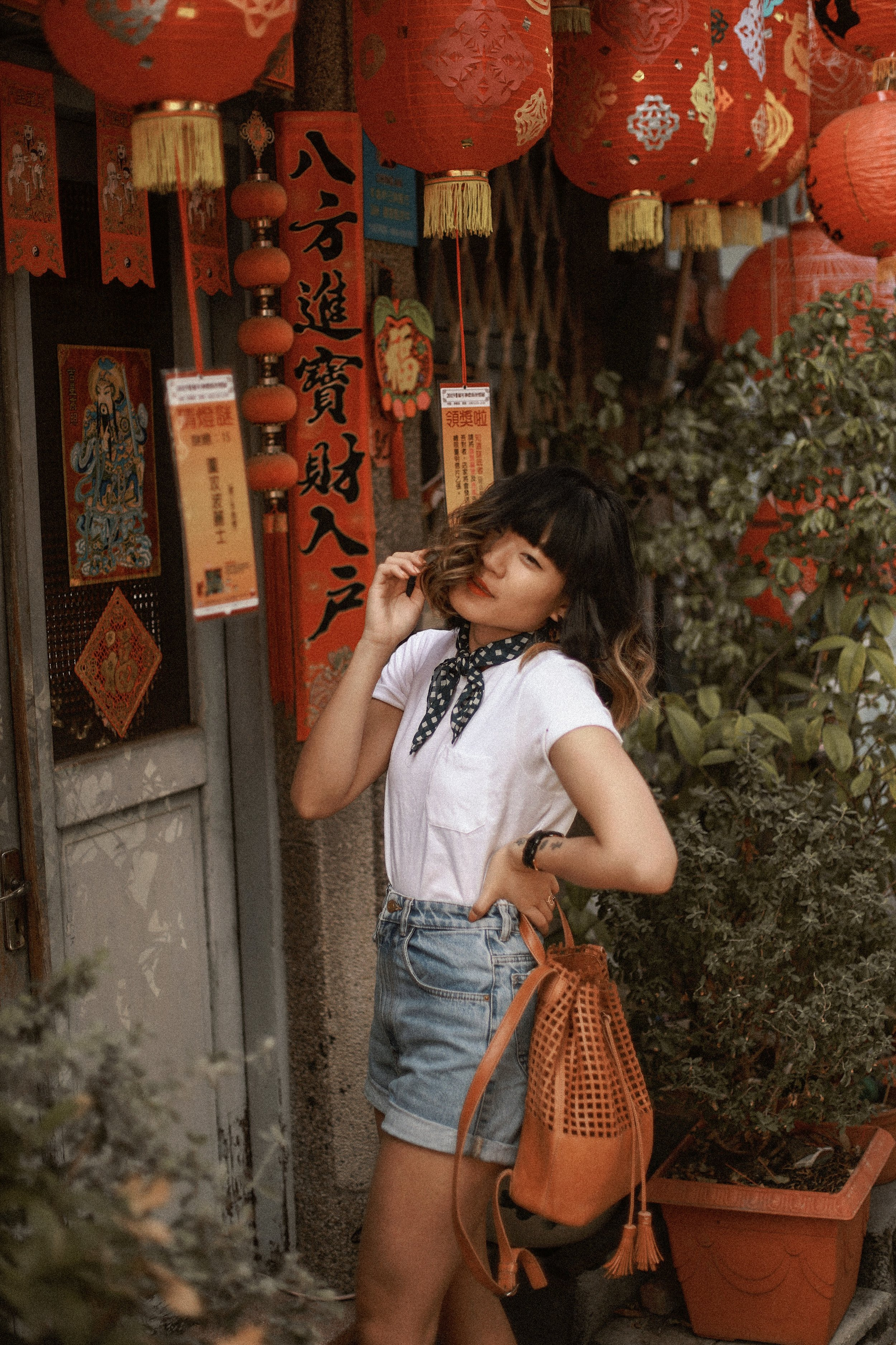 Shennong Street - Tainan - And Away We Went
