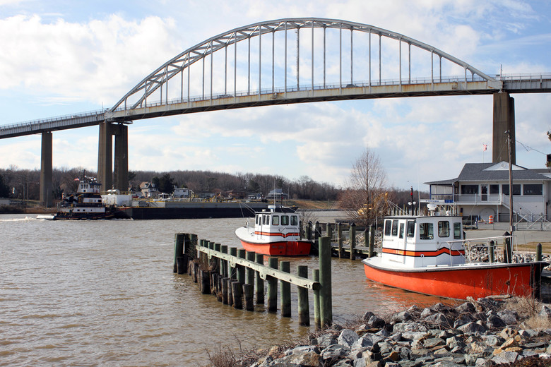 chesapeake city bridge repairs.JPG