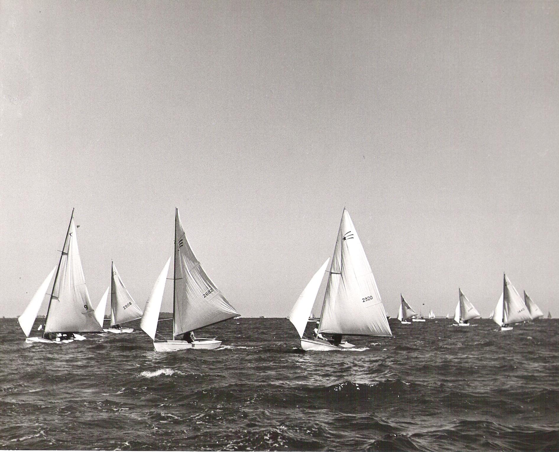 Photos courtesy Constance Stuart Larrabee/Chesapeake Bay Maritime Museum