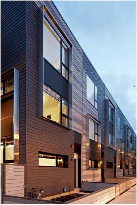 FLEXHOUSE | LOGAN SQUARE  Featured in Architect Magazine, 2013