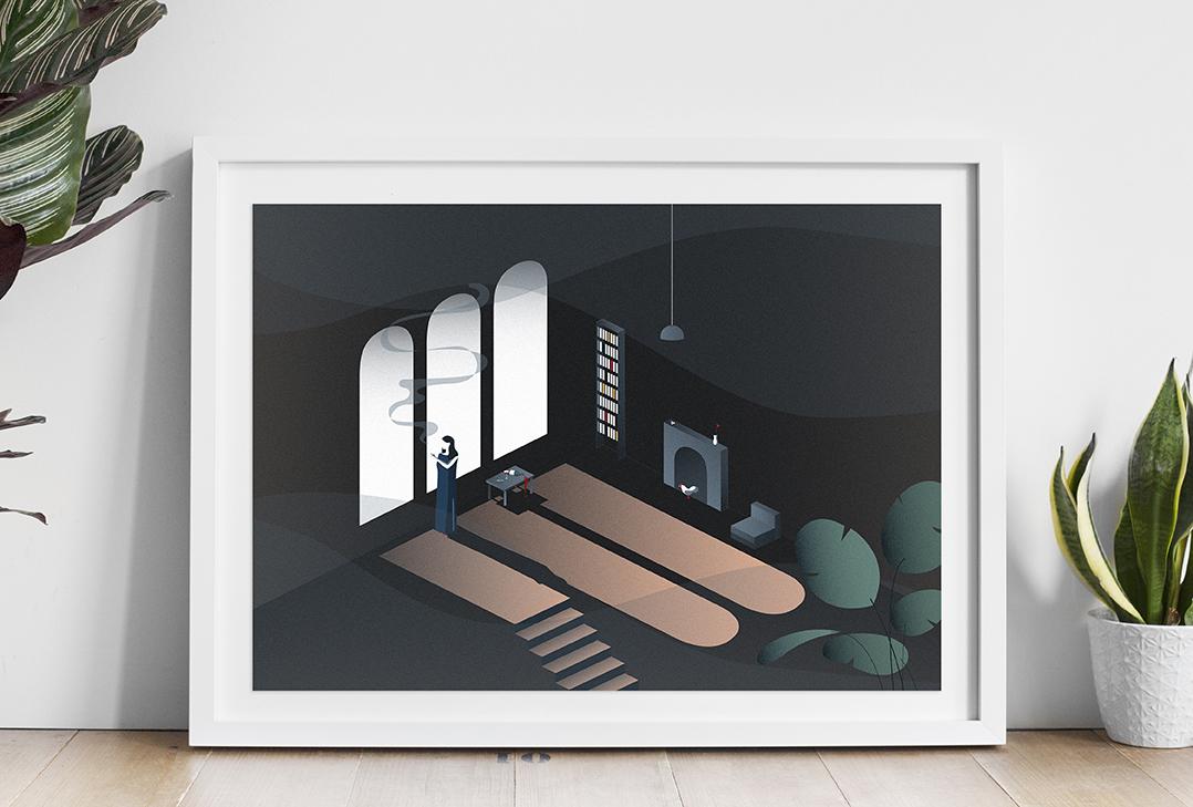 bardia koushan Frame on table mockup Home.jpg