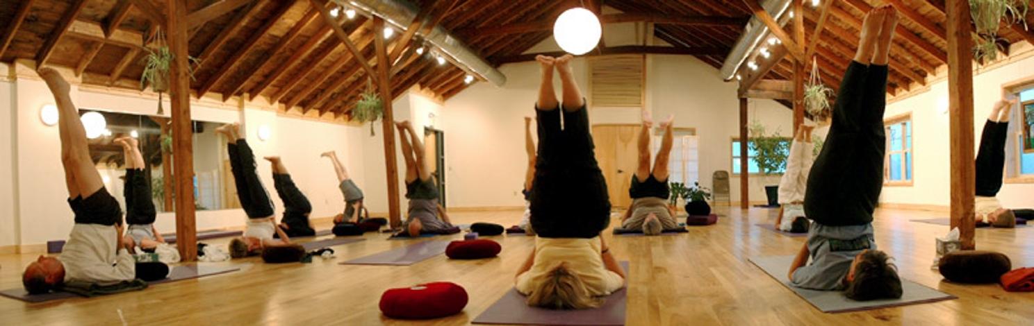 Smilingyogi, yoga studio in Stevens Point, WI with Jenifer Ebel