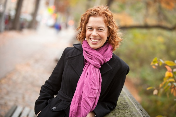 Katy Rubin, Founder and Artistic Director of Theater of the Oppressed NYC