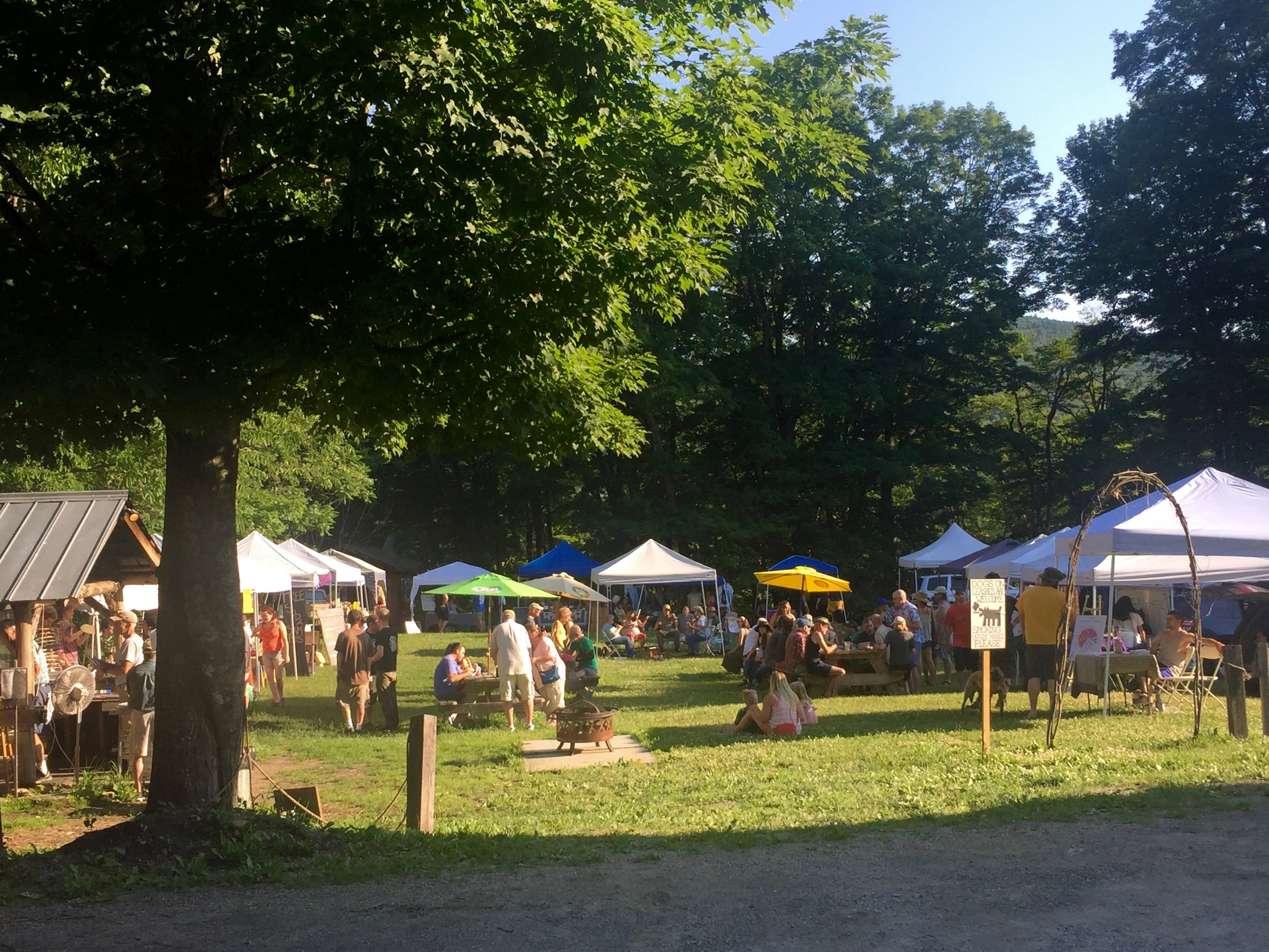 The West Townsend Farmers' Market