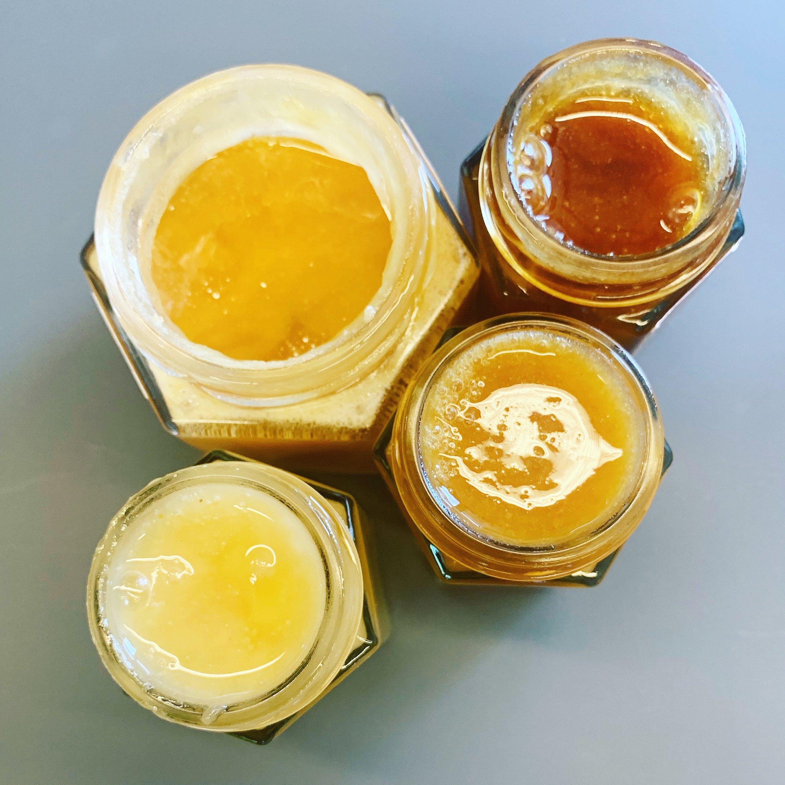 4 jars honey.JPG