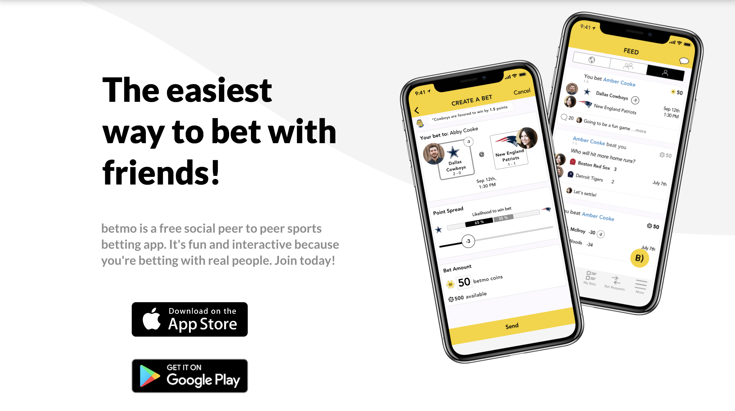 real sports betting app