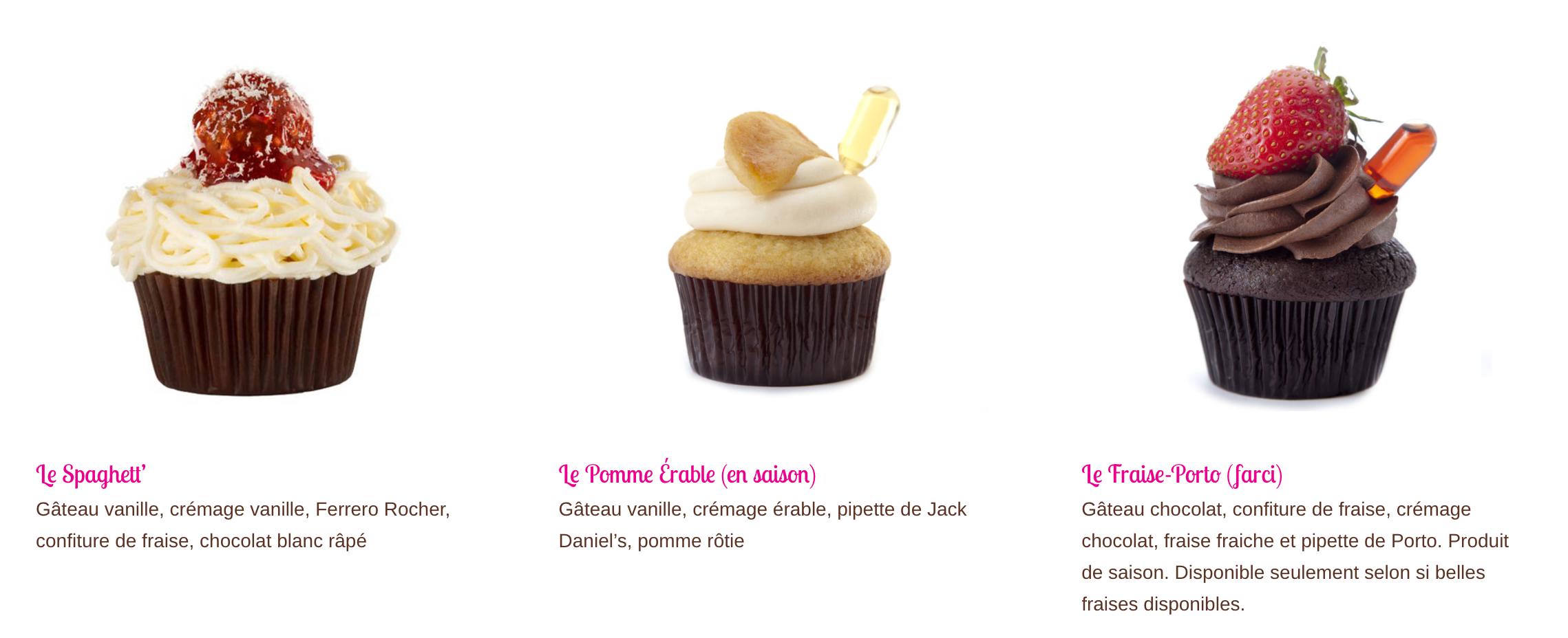 cupcake-spaghetti-sucre-à-la-crème-sucrer-