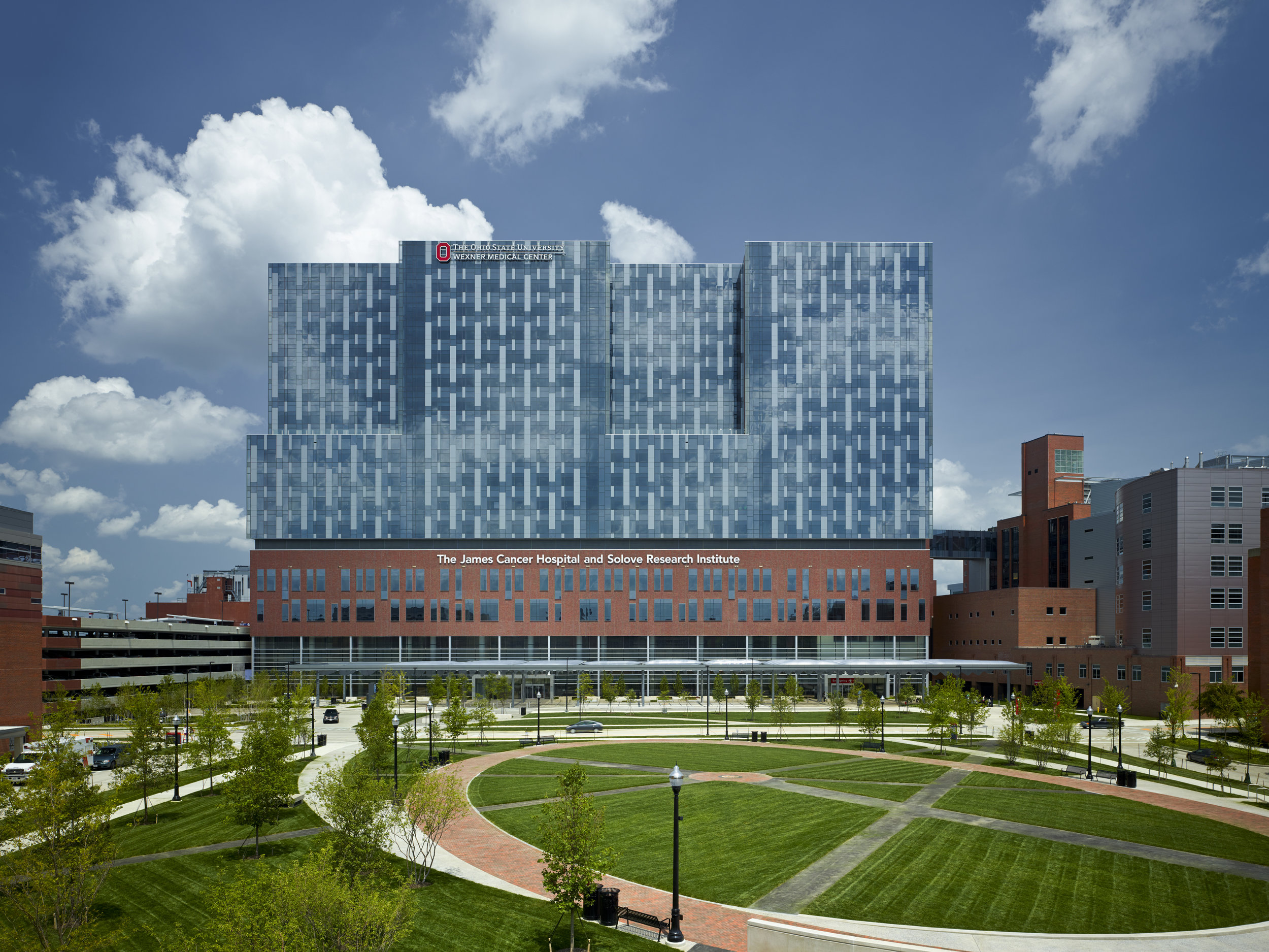 James - The Ohio State University Comprehensive Cancer Center - Arthur G. James Cancer Hospital and Richard J. Solove Research Institute