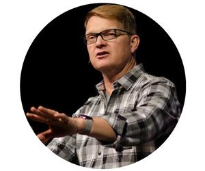 Pastor Carey Nieuwhof