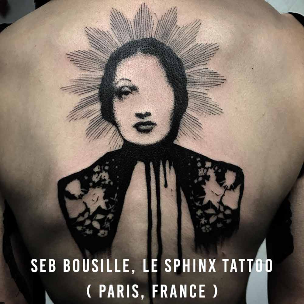 Seb Bousille, Le Sphinx Tattoo