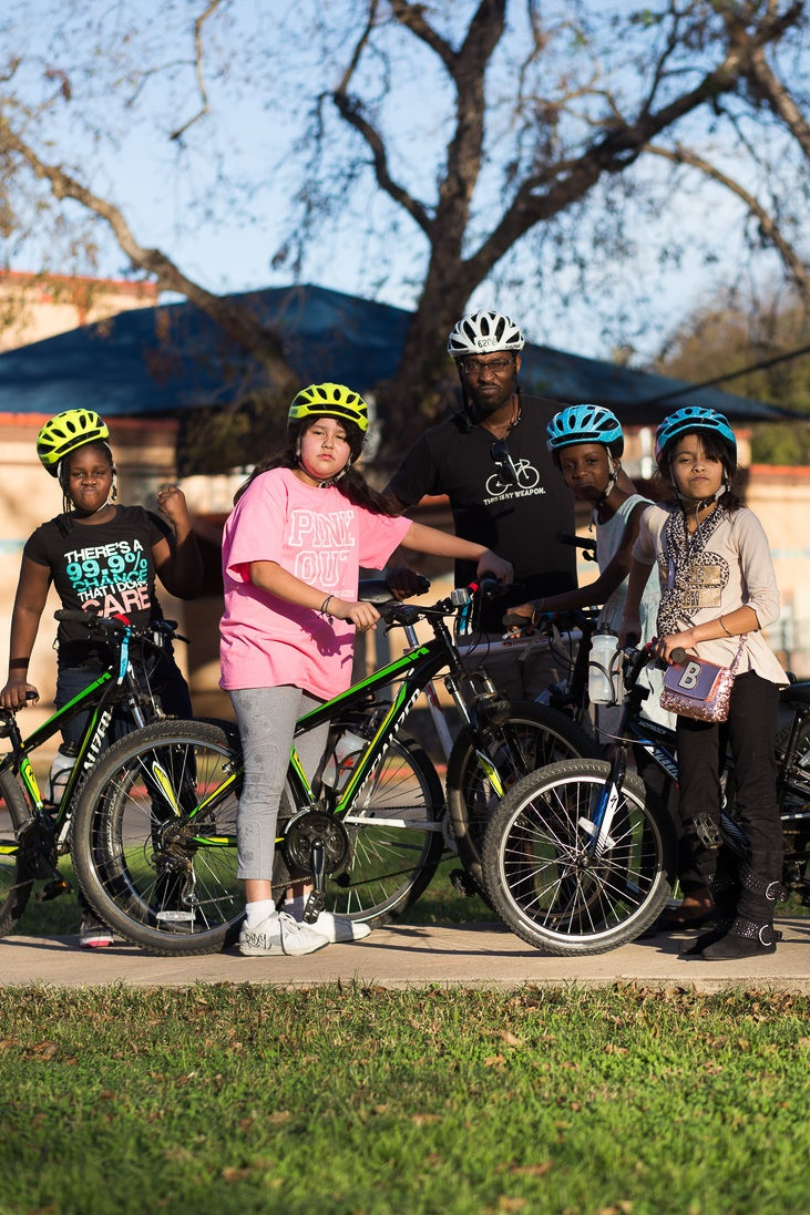 Bike ATX - Get to know the multifaceted bike community of Austin, TX