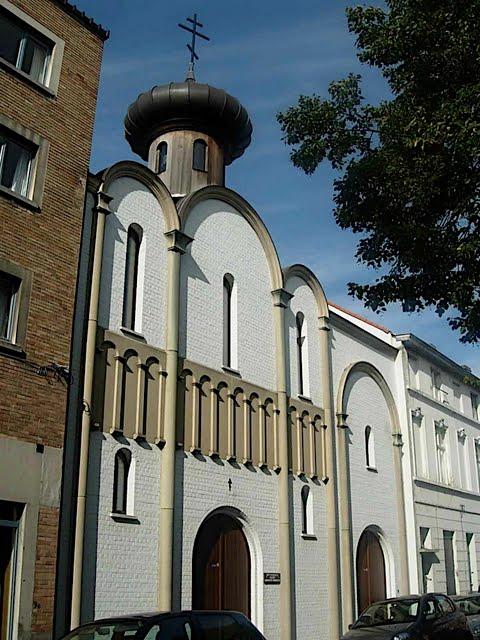 De nieuwe kerk aan de overkant