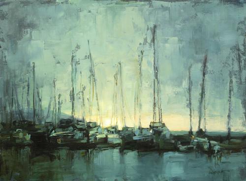 Boats on the Embarcadero