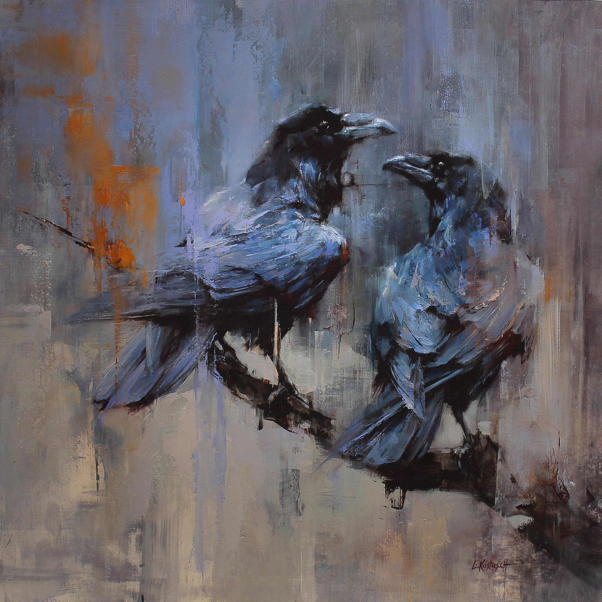 Winter's Ravens