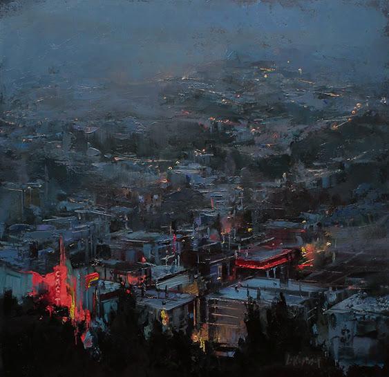 Fog Over the Castro