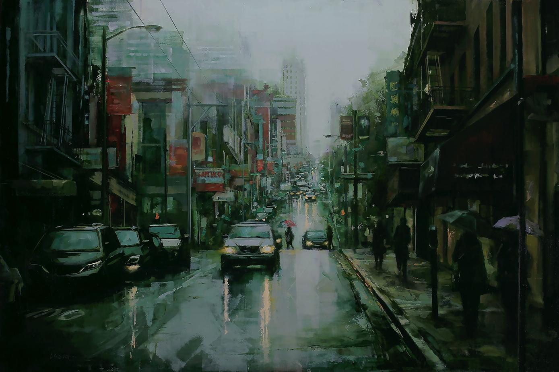 Midwinter Rains