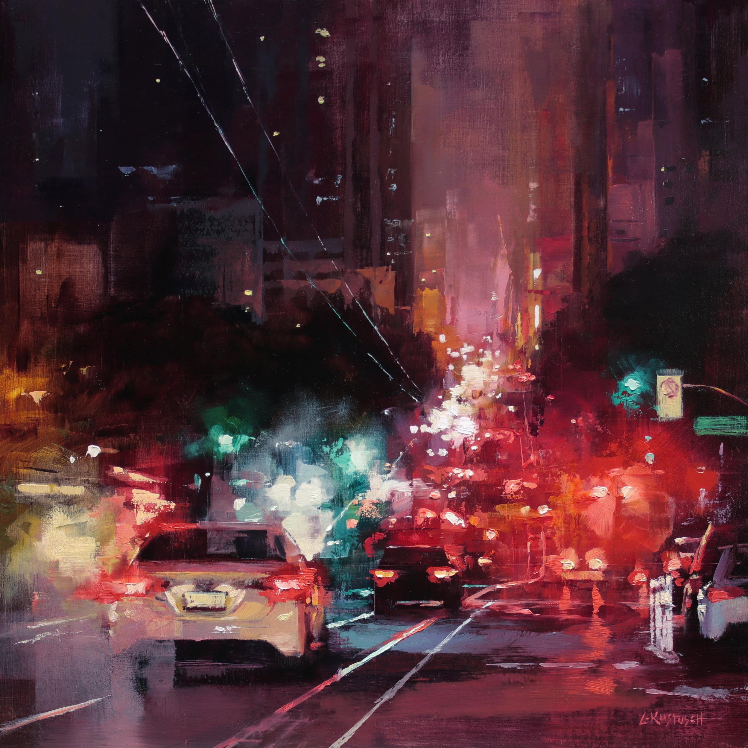 Lindsey Kustusch_%22In the Light of the Night%22_16%22x16%22_oil on panel_$2,800.jpg