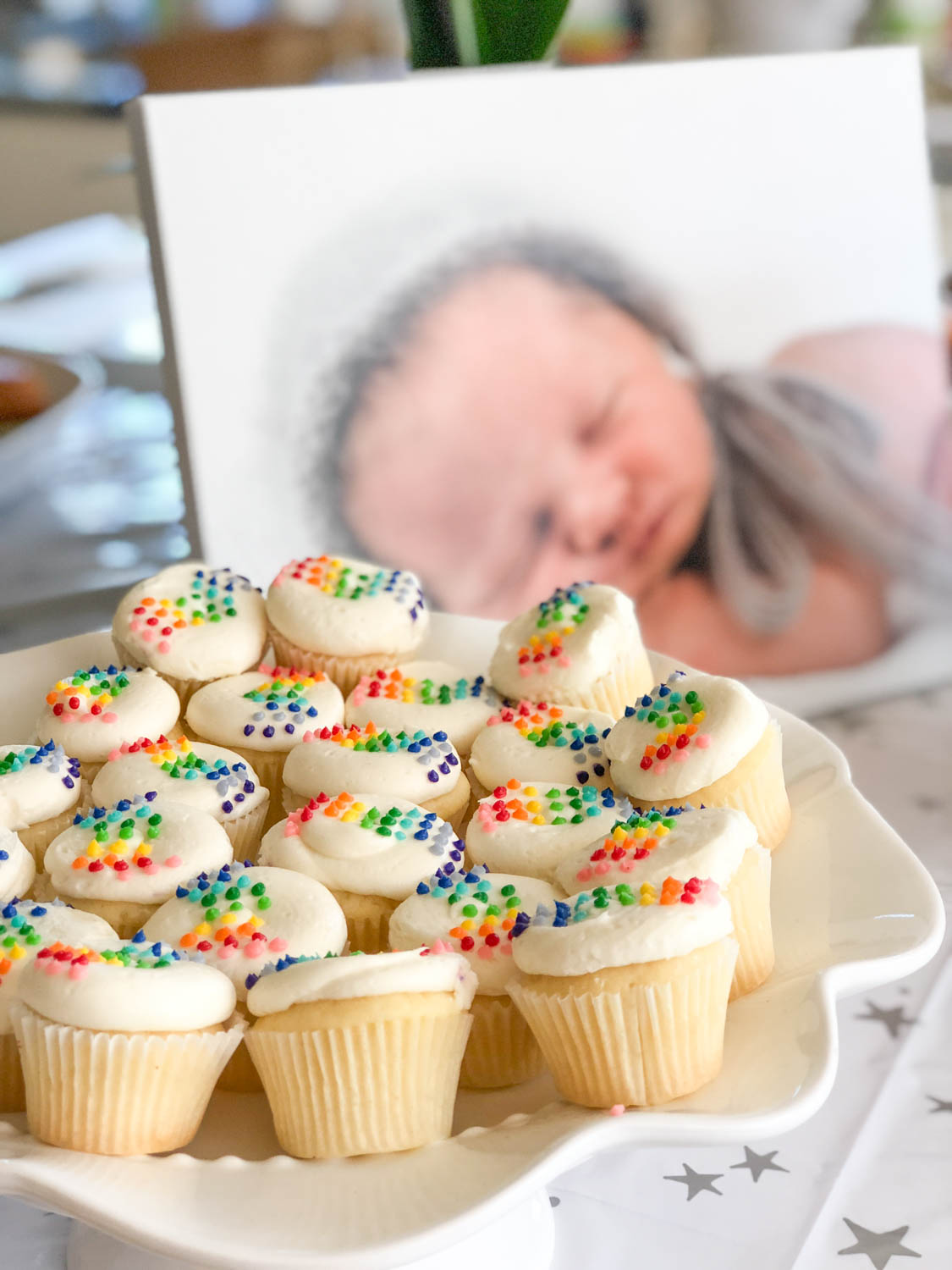 baby's first birthday aura birthday party baby party family time quality time love