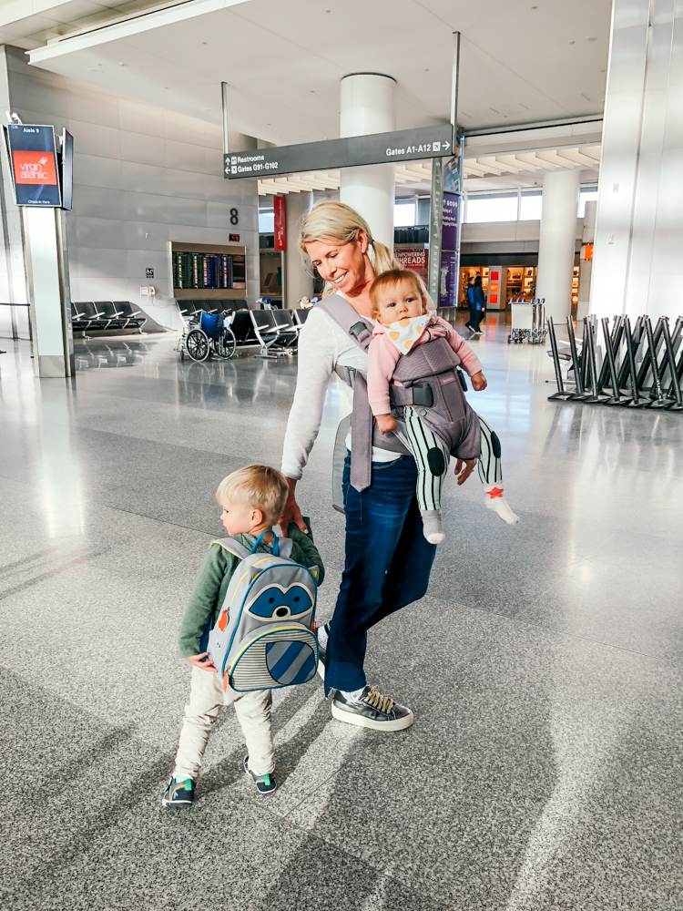 ultimate travel guide for moms two under three toddler asnd baby worldwide travel international