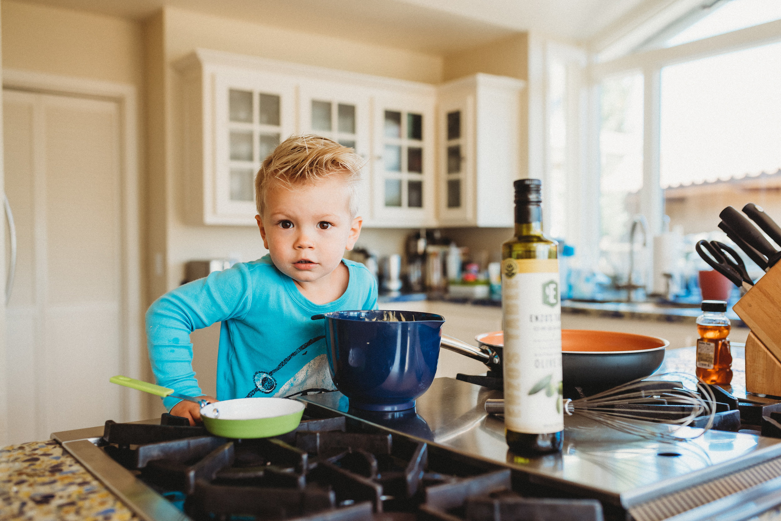 family pancakes morning routine mom of two toddlers pj mornings family time quality time2.jpg