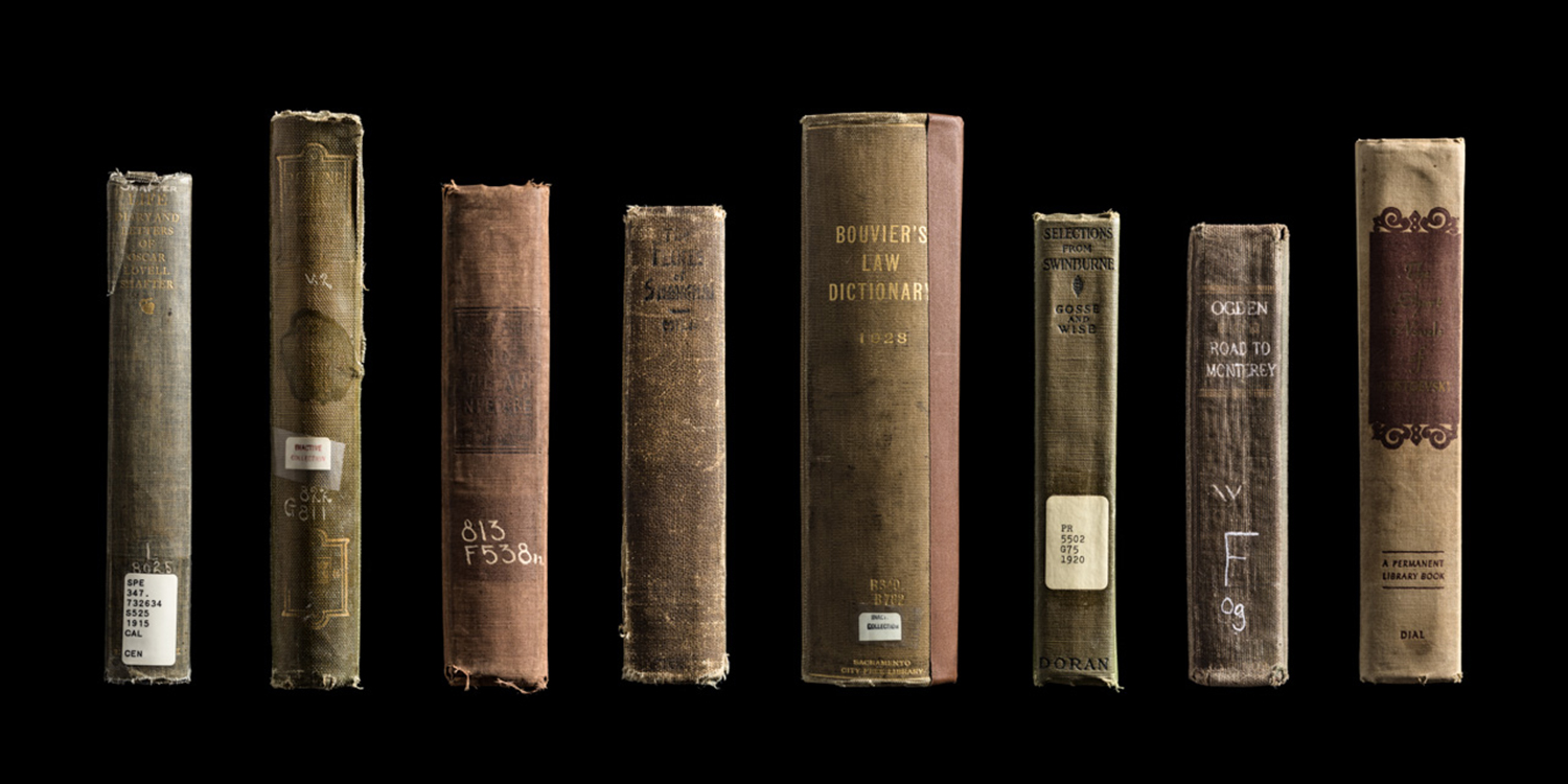 Multiple Old Spines