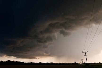 Dark Skies Prevail