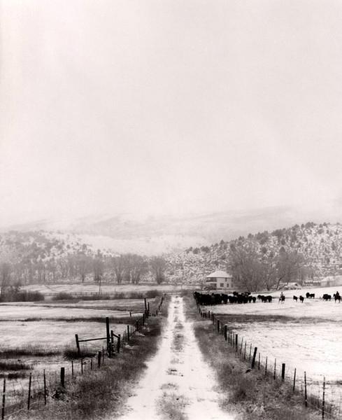 Michael Crouser, Ranch House–Burns, Colorado