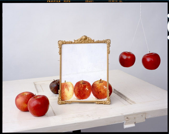 Studio Physics, Apples