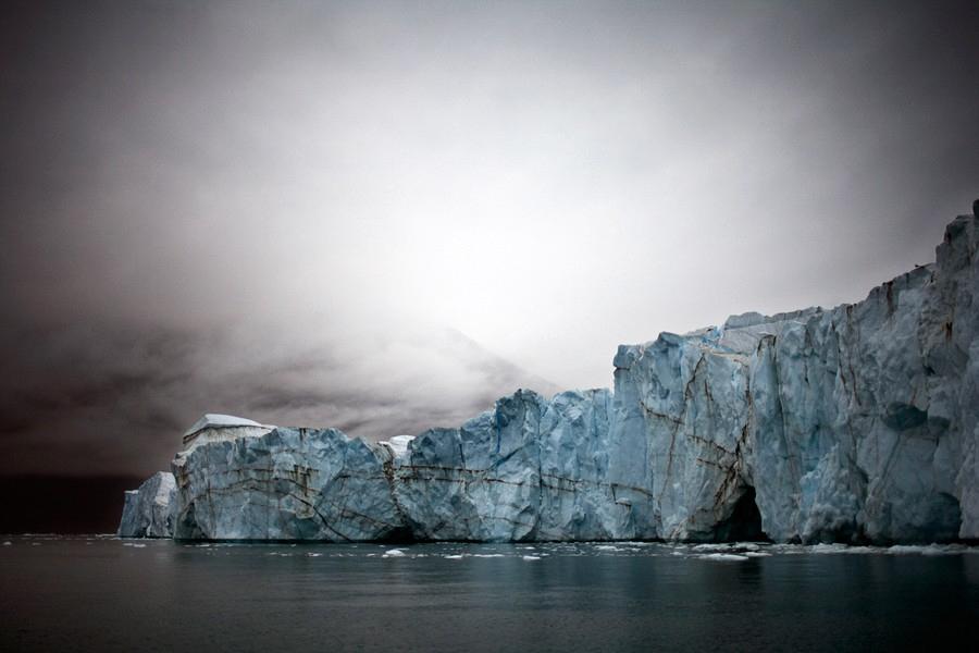 Brae Glacier