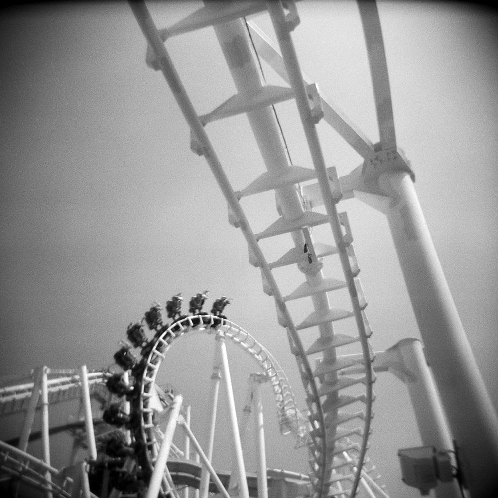 Coaster Spine