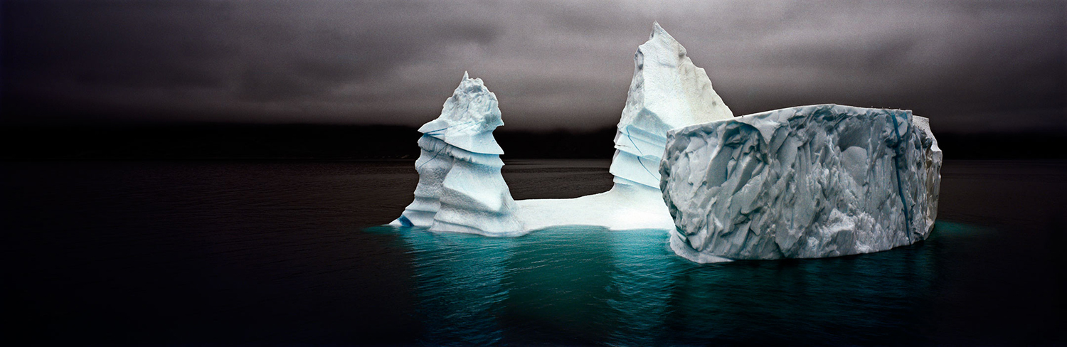 Grand Pinnacle Iceberg