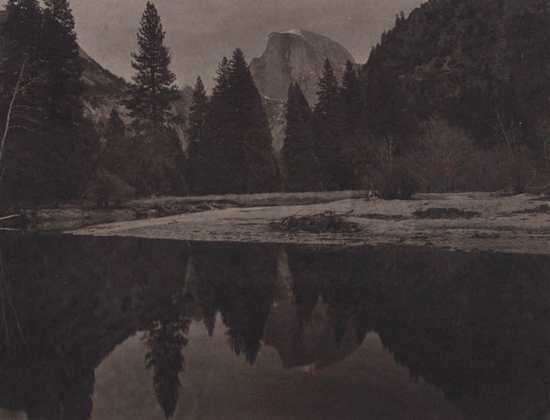 Silent Respiration of Forests — Yosemite #23