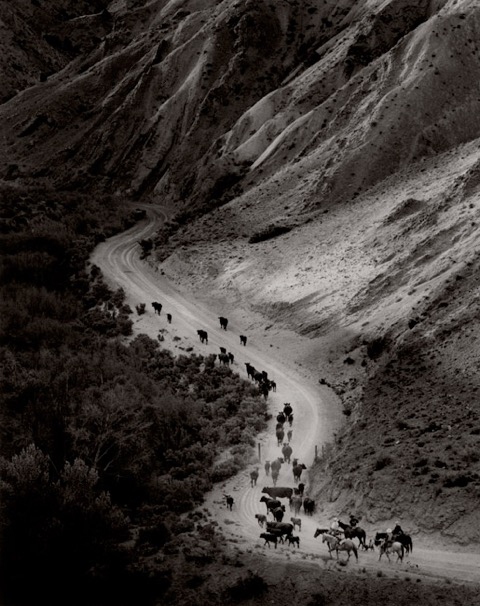 Michael Crouser, Burns, CO (On the Road)