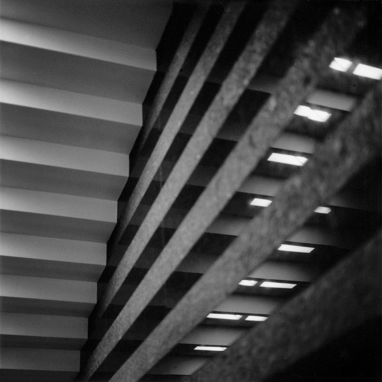 Mario Botta's Staircase: SFMOMA 9