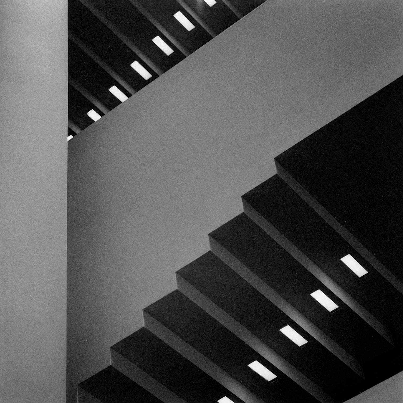 Mario Botta's Staircase: SFMOMA 11