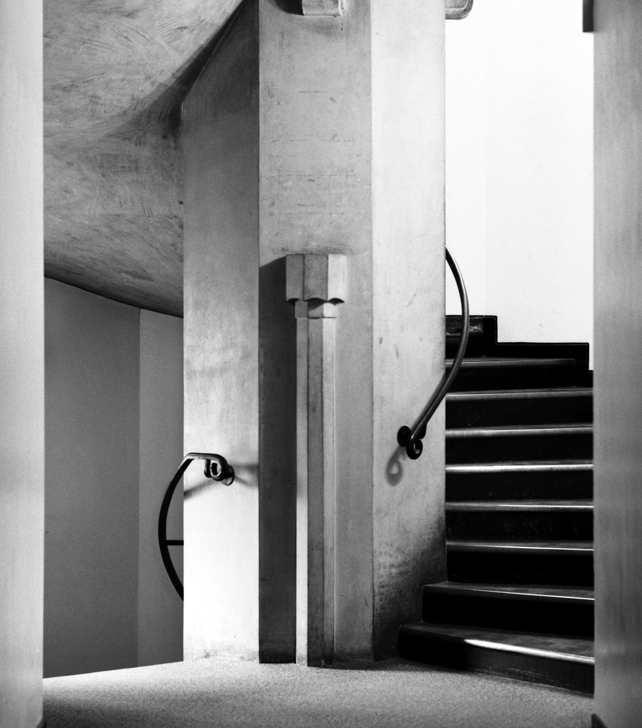 Saarinen Staircase