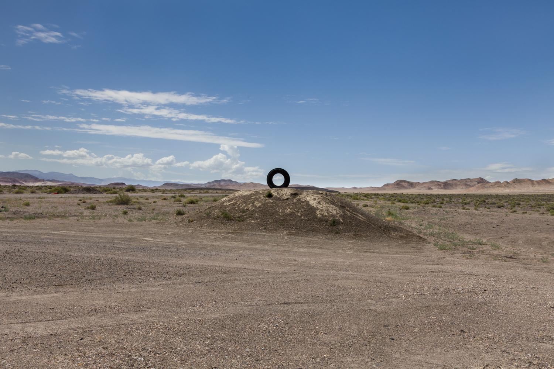 Steven Raskin, Tire, Hwy. 6, Utah