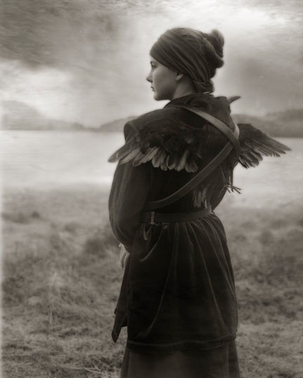 Beth Moon, Last Comes the Raven