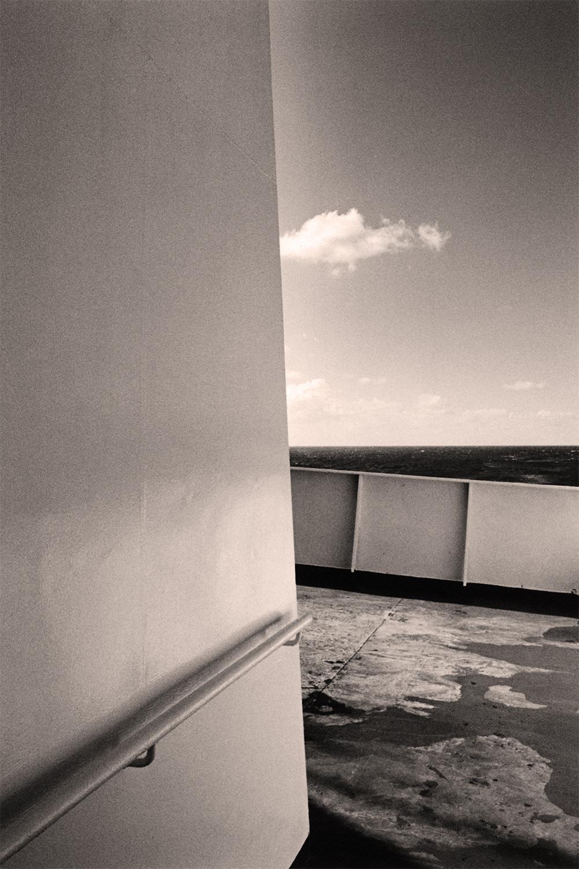 Cloud Corner Ocean