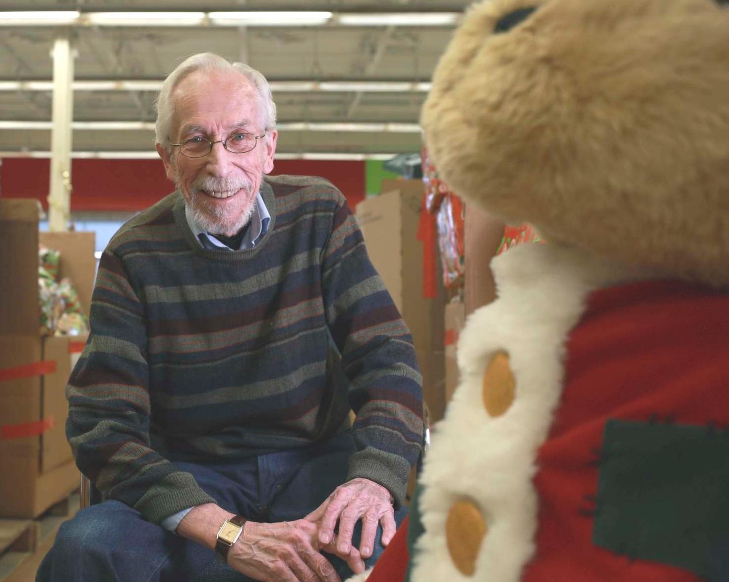 Kai Madsen, Executive Director, Christmas Cheer Board